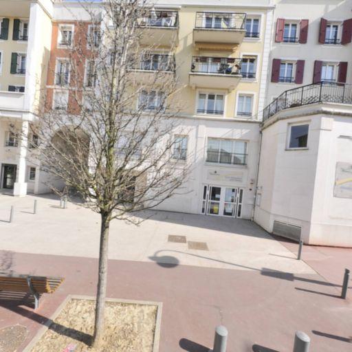 Mairie - Crèche - Maisons-Alfort