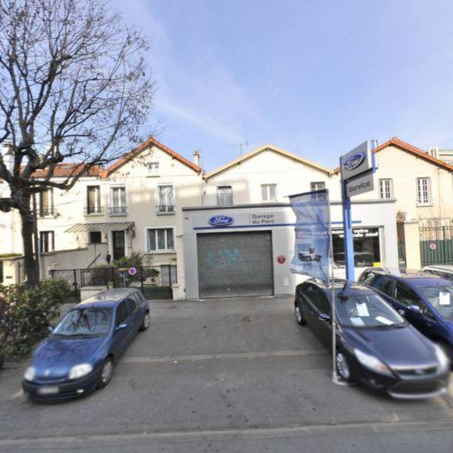 Garage Du Parc Maisons Alfort - Concessionnaire automobile - Maisons-Alfort