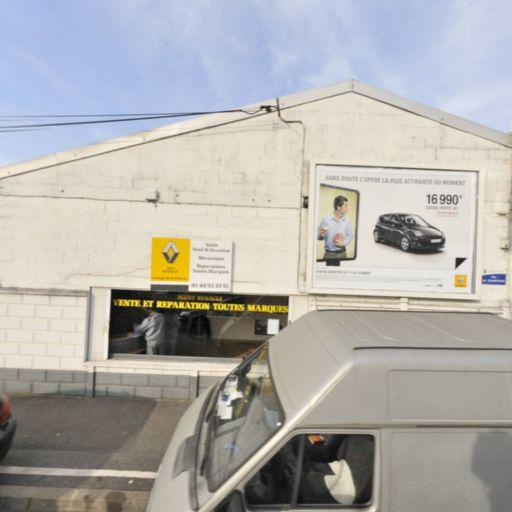 Renault - Centre autos et entretien rapide - Maisons-Alfort