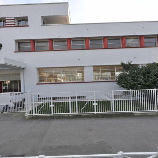 Ecole maternelle Marie Jean Antoine Caritat Condorcet - École primaire publique - Maisons-Alfort