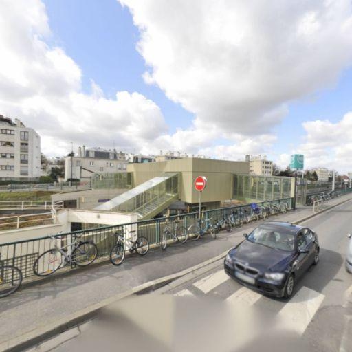 Parking Fontenay-sous-Bois RER - Parking - Fontenay-sous-Bois
