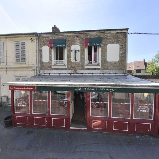 Le Dos Fin Le Vieux Bourg - Restaurant - Évry