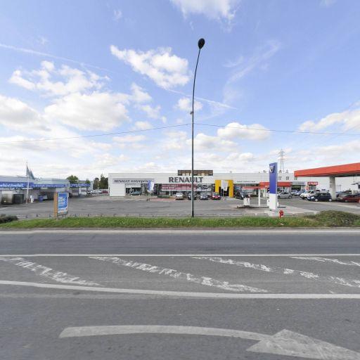 Renault Minute - Concessionnaire automobile - Corbeil-Essonnes
