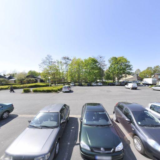 Parking Piscine - Parking - Évry-Courcouronnes