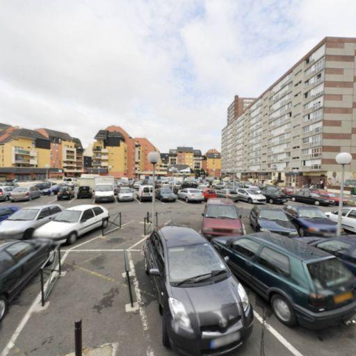 Parking Rue Micolon - Parking - Alfortville