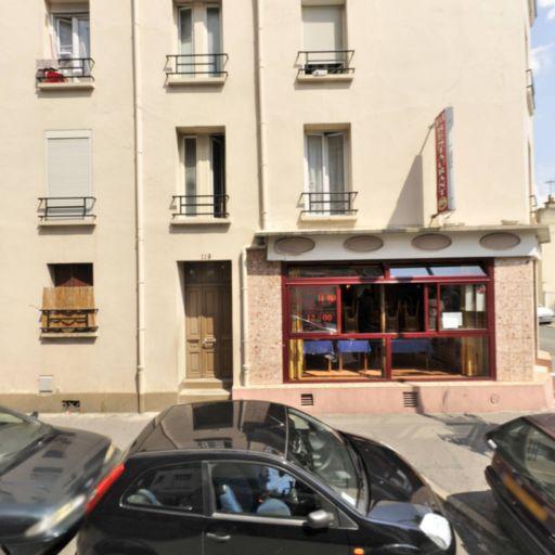 Cafe du Gaz Zeboulon - Restaurant - Alfortville
