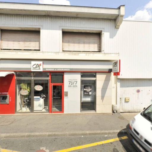 Credit Agricole - Banque - Alfortville