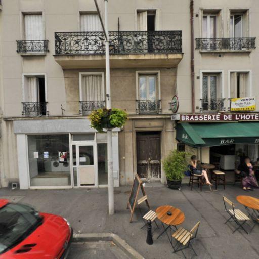 Brasserie de L'hôtel de Ville - Café bar - Alfortville