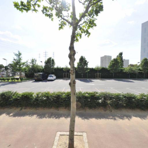 Parking Cimetière - Parking - Alfortville