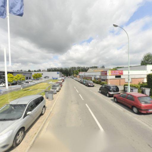 SAGA Mercedes-Benz Lille - Concessionnaire automobile - Villeneuve-d'Ascq
