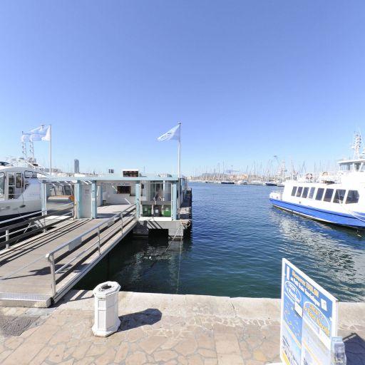 Station Maritime du Réseau Mistral - Terminal Ferry - Toulon