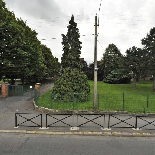 Gymnase Jean Chanat - Gymnase - Valenciennes