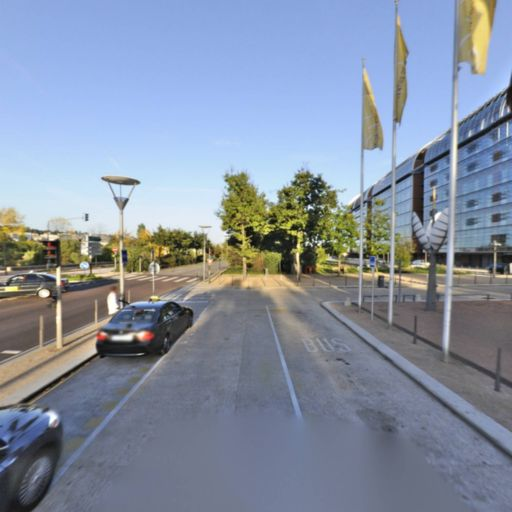 Parking Centre Congrès - Parking - Lyon