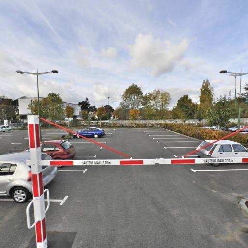 Parking Parc relais TER Gare de Vertou Nord - Parking - Vertou