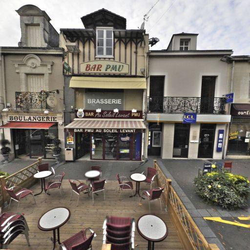 Bar-PMU Au Soleil Levant - Café bar - Vertou