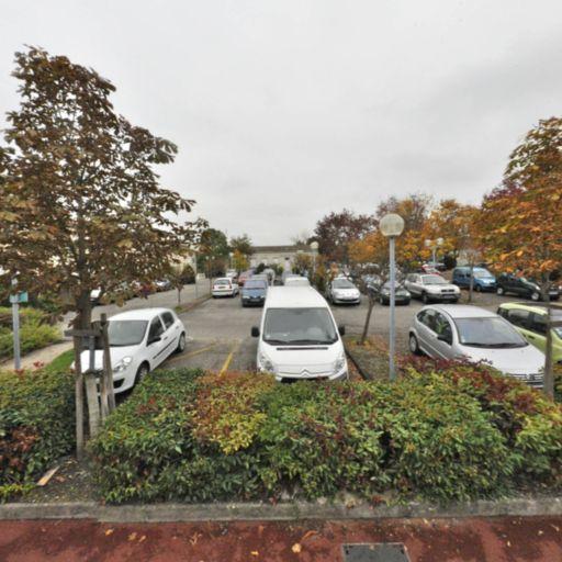 Parking Centre Administartif Monichon - Parking - Le Bouscat