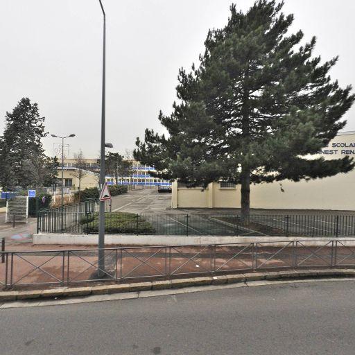 Gymnase E.Renan - Gymnase - Vénissieux