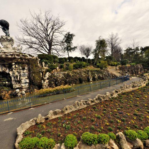 Plateau des poètes - Attraction touristique - Béziers