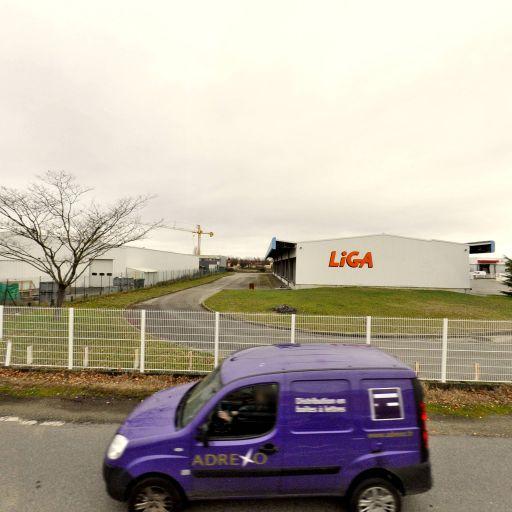Transports Liga - Transport routier - Aucamville