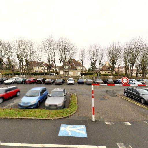 Parking Saint-Germain - Parking - Marly-le-Roi