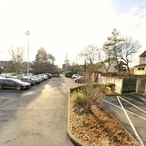 Parking parking du Gymnase - Parking - Beauvais
