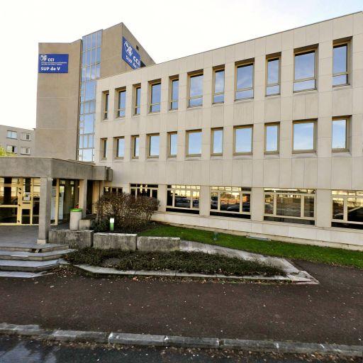 Sup de Vente - Enseignement pour le commerce, la gestion et l'informatique - Saint-Germain-en-Laye