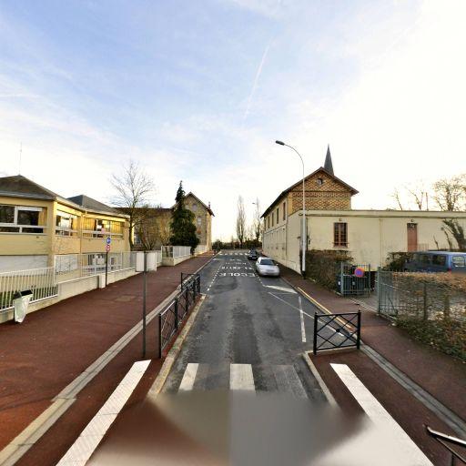 Ecole élémentaire Passy - École primaire publique - Saint-Germain-en-Laye