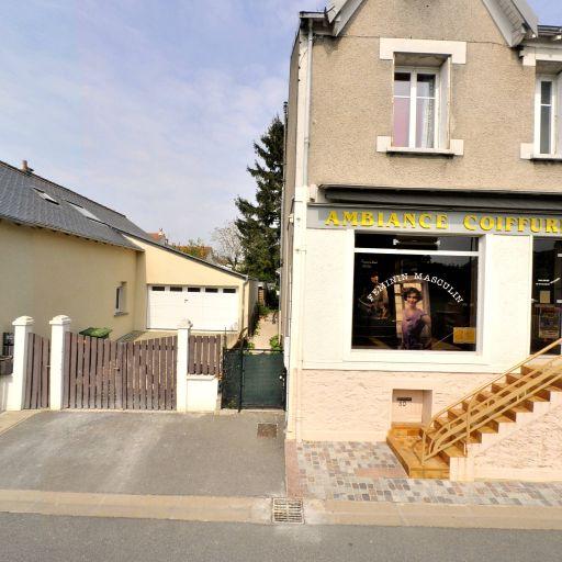 Ambiance Coiffure - Coiffeur - Saint-Cyr-sur-Loire