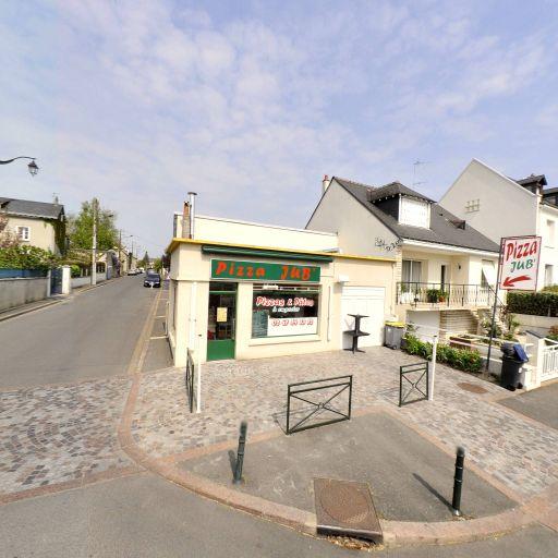 Pizza Jub Sarl - Restaurant - Saint-Cyr-sur-Loire