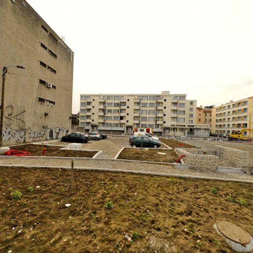 Parking Place Leclerc - Parking - La Mulatière
