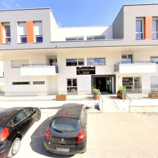 Zenitude Hôtel-Résidences Les Hauts Du Chazal - Résidence étudiante - Besançon