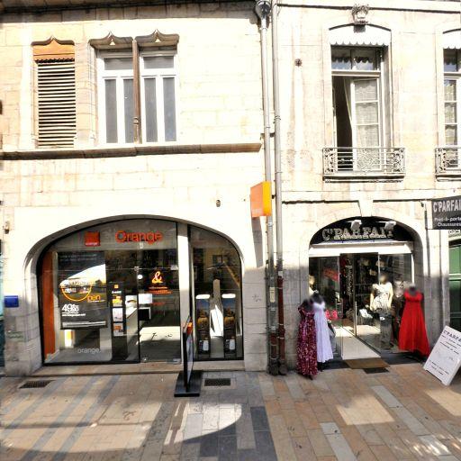 Hôtel de Maîche - Attraction touristique - Besançon