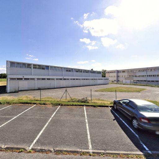 Gymnase Evariste Galois (Gymnase de l'Iufm) - Gymnase - Poitiers