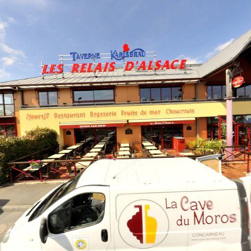 Les Relais D'Alsace - Restaurant - Saint-Grégoire