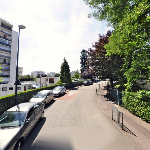 Gymnase Municipal Calmette - Gymnase - Limoges