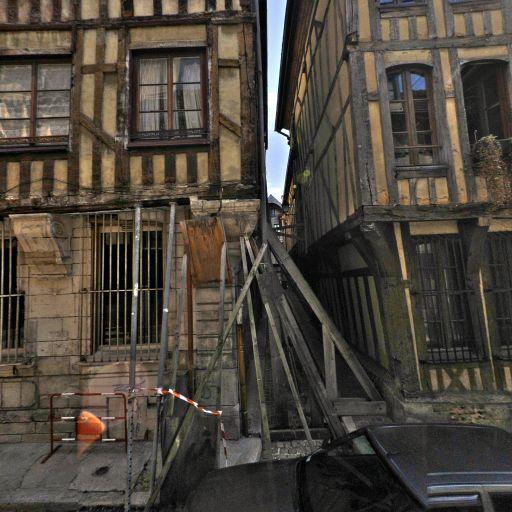 Maison des Allemands - Attraction touristique - Troyes