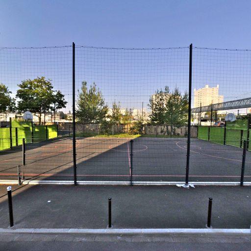 City Parc du Quartier de la Gare - Infrastructure sports et loisirs - Orléans