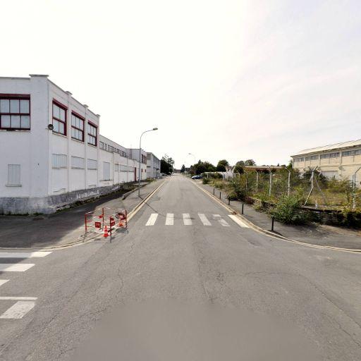 Schenker - Transport routier - Bourges