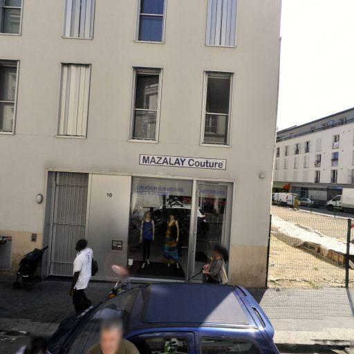 Zongo Alexandre - Fabrication de vêtements - Paris