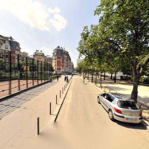 Square Marcel Sembat - Parc et zone de jeu - Paris
