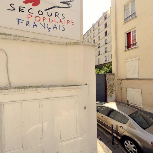 Secours Populaire Français - Association humanitaire, d'entraide, sociale - Paris
