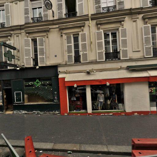 Zribi André - Pharmacie - Paris
