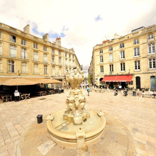Place du Parlement - Attraction touristique - Bordeaux