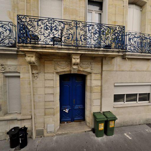 Jovet Florian - Bureau d'études - Bordeaux