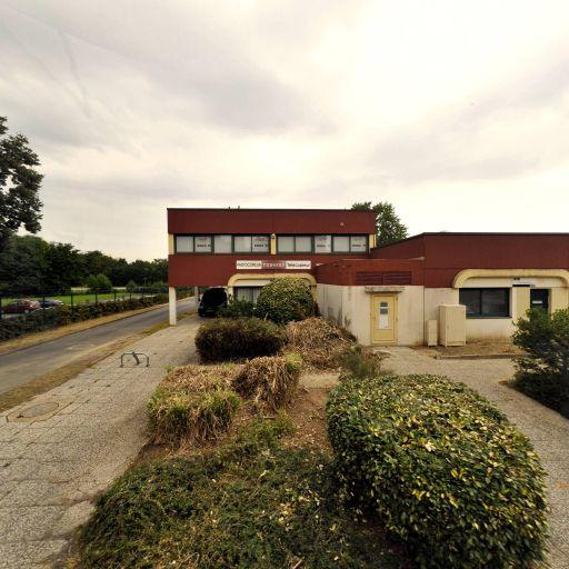 Gymnase Thoison - Infrastructure sports et loisirs - Évry-Courcouronnes