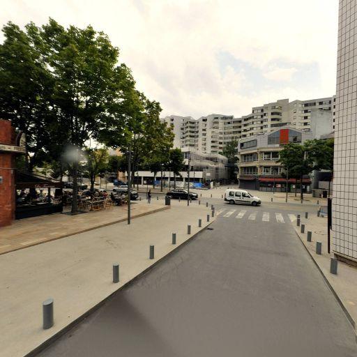 Parking Place Pierre Mendès France - Parking - Évry