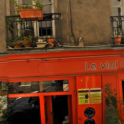 Game Over - Café bar - Nantes