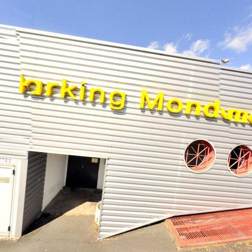 Parking Mondément - Parking - Cholet