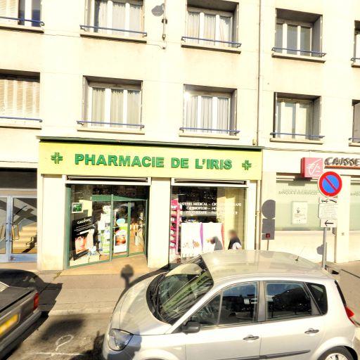 Pharmacie de l'Iris - Orthopédie générale - Villeurbanne