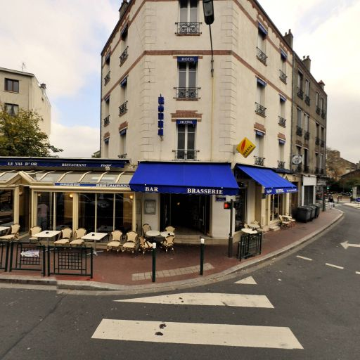 Le Val D'or - Restaurant - Suresnes